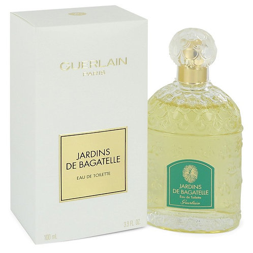Jardins De Bagatelle by Guerlain 3.4 oz Eau De Toilette Spray