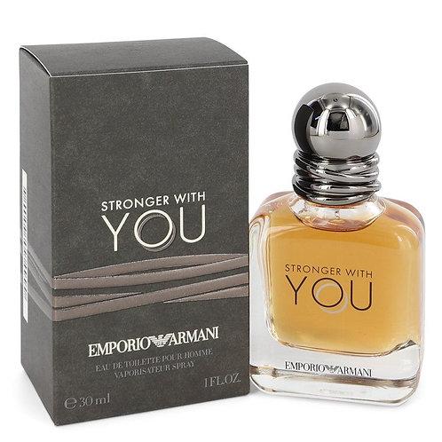 Stronger With You by Emporio Armani 1 oz Eau De Toilette Spray