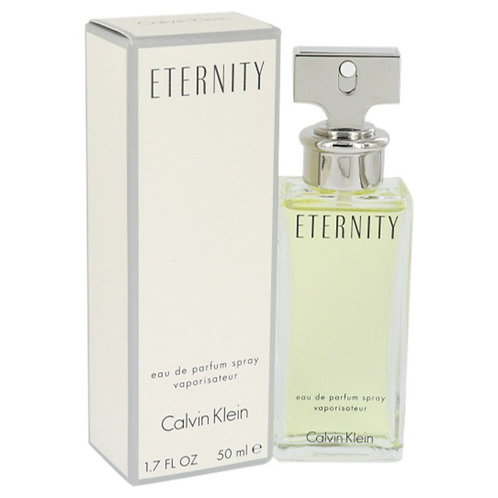 Eternity by Calvin Klein 3.4 oz Eau De Parfum Spray for women