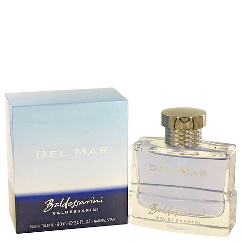 Baldessarini Del Mar by Hugo Boss 3 oz Eau De Toilette Spray
