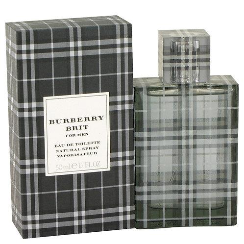 Burberry Brit by Burberry 1.7 oz Eau De Toilette Spray