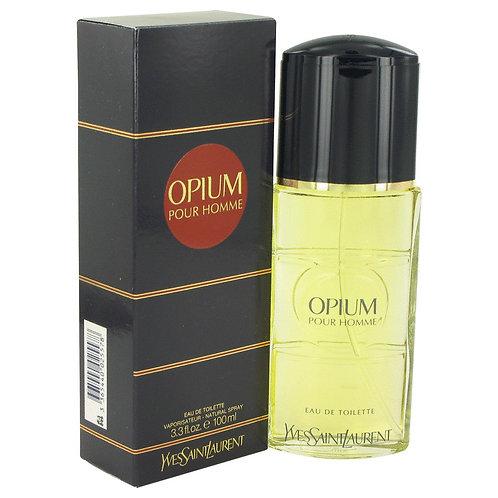 Opium by Yves Saint Laurent 3.3 oz Eau De Toilette Spray