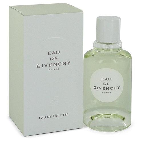 Eau De Givenchy by Givenchy 3.4 oz Eau De Toilette Spray