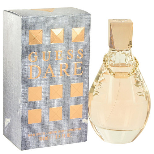 Guess Dare by Guess 3.4 oz Eau De Toilette Spray