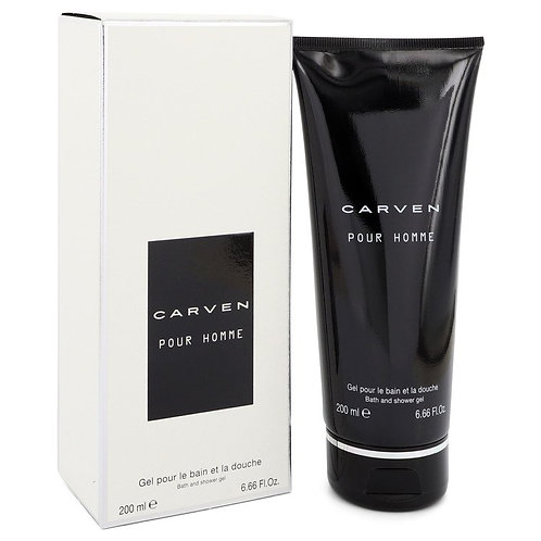 Carven Pour Homme by Carven 6.7 oz Shower Gel