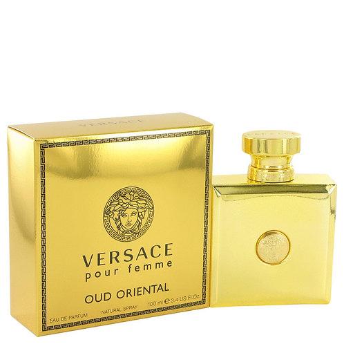 Versace Pour Femme Oud Oriental by Versace 3.4 oz Eau De Parfum Spray