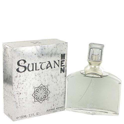 Sultan by Jeanne Arthes 3.3 oz Eau De Toilette Spray