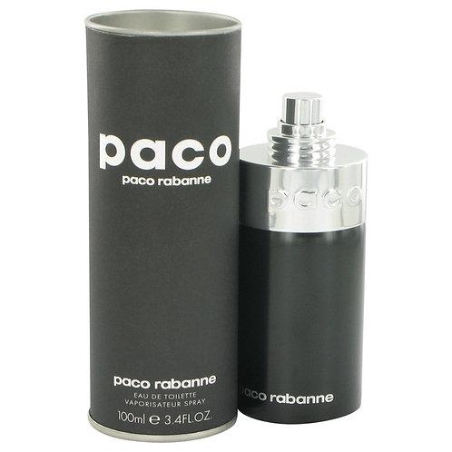 Paco Unisex by Paco Rabanne 3.4 oz Eau De Toilette Spray