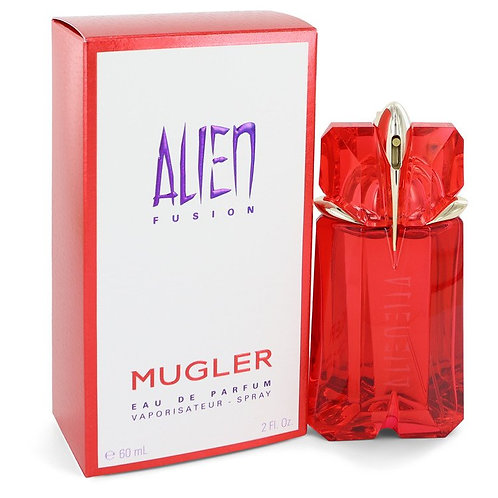Alien Fusion by Thierry Mugler 2 oz Eau De Parfum Spray