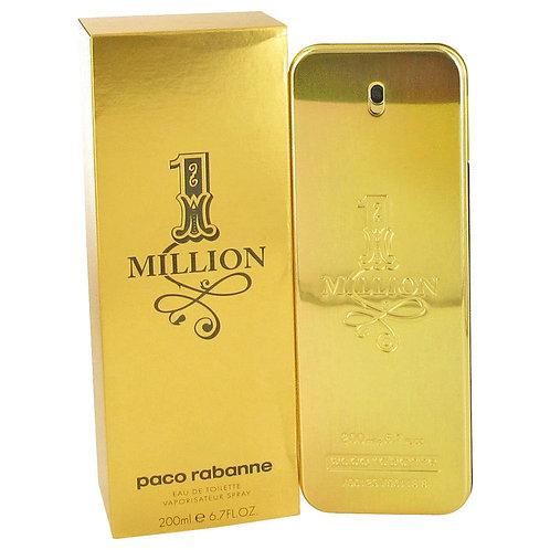 1 Million by Paco Rabanne 6.7 oz Eau De Toilette Spray for men