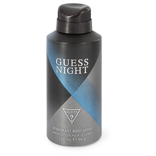 Guess Night by Guess 5 oz Deodorant Spray