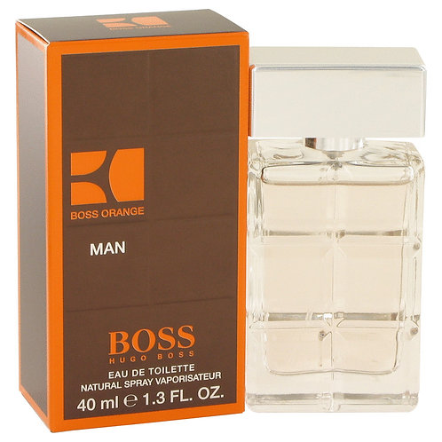 Boss Orange by Hugo Boss 1.4 oz Eau De Toilette Spray