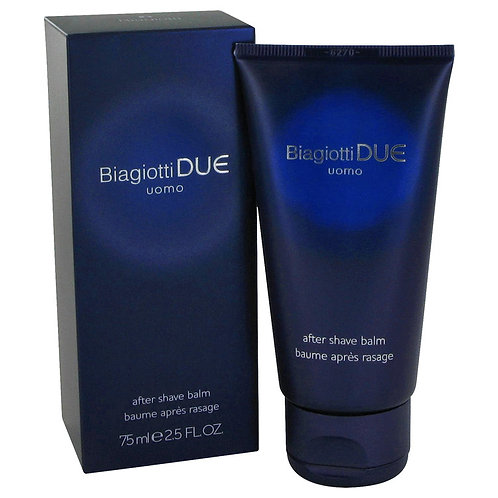 Due by Laura Biagiotti 2.5 oz After Shave Balm