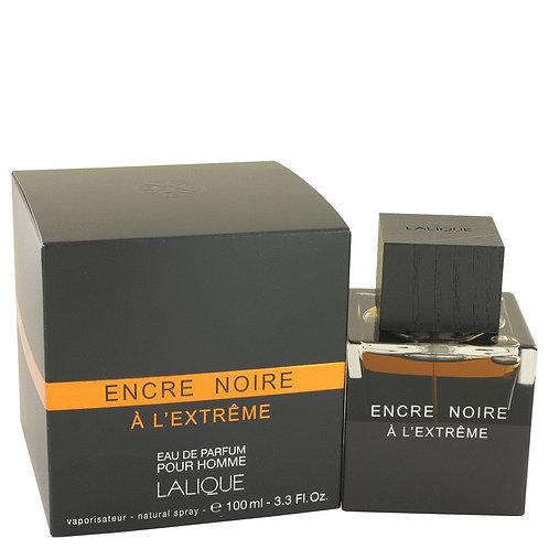 Encre Noire A L'extreme by Lalique 3.3 oz Eau De Parfum Spray