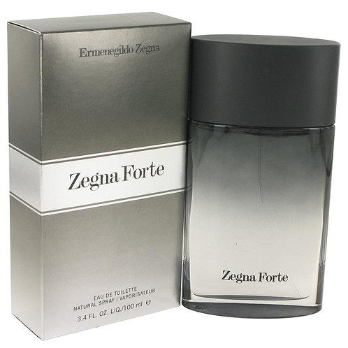 Zegna Forte by Ermenegildo Zegna 3.4 oz Eau De Toilette Spray