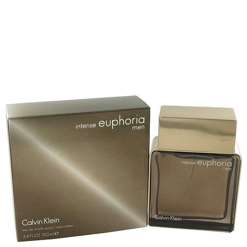 Euphoria Intense by Calvin Klein 3.4 oz Eau De Toilette Spray