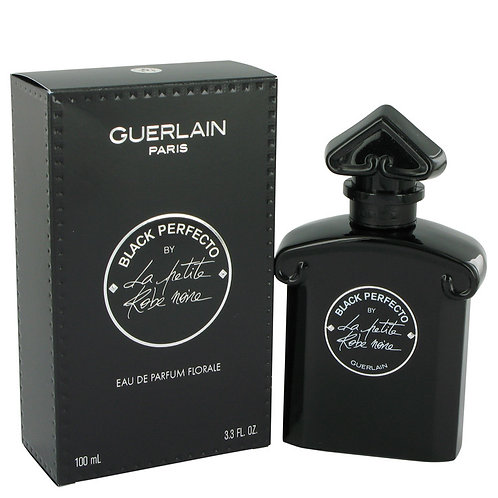 LaPetite Robe Noire Black Perfecto by Guerlain 3.4oz Eau De Parfum Florale Spray