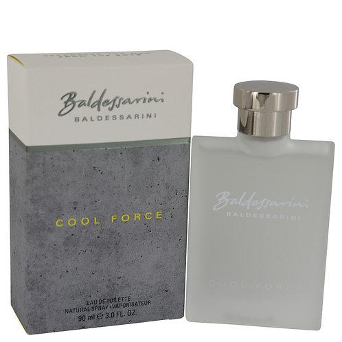 Baldessarini Cool Force by Baldessarini 3 oz Eau De Toilette Spray