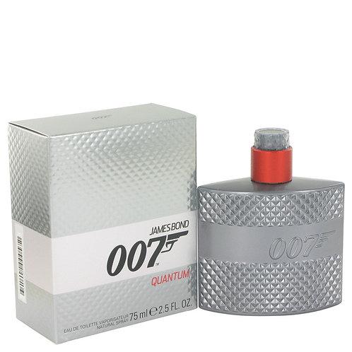 007 Quantum by James Bond 2.5 oz Eau De Toilette Spray