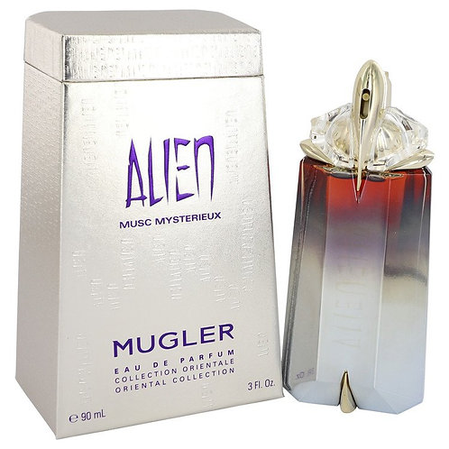 Alien Musc Mysterieux by Thierry Mugler 3 oz Eau De Parfum Spray