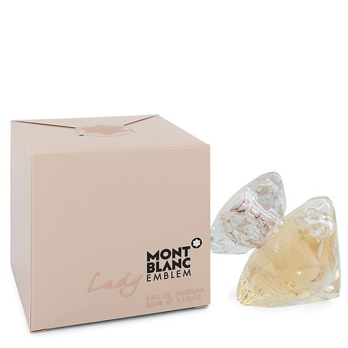 Lady Emblem by Mont Blanc 1.7 oz Eau De Parfum Spray
