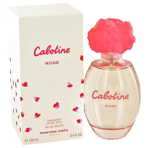 Cabotine Rose by Parfums Gres 3.4 oz Eau De Toilette Spray