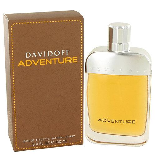 Davidoff Adventure by Davidoff 3.4 oz Eau De Toilette Spray
