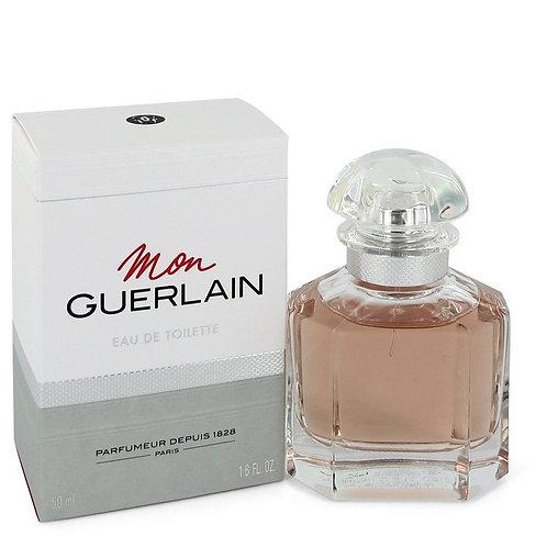 Mon Guerlain by Guerlain 1.6 oz Eau De Toilette Spray