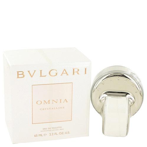 Omnia Crystalline by Bvlgari 2.2 oz Eau De Toilette Spray