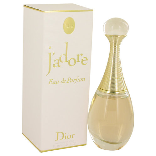 Jadore by Christian Dior 2.5 oz Eau De Parfum Spray