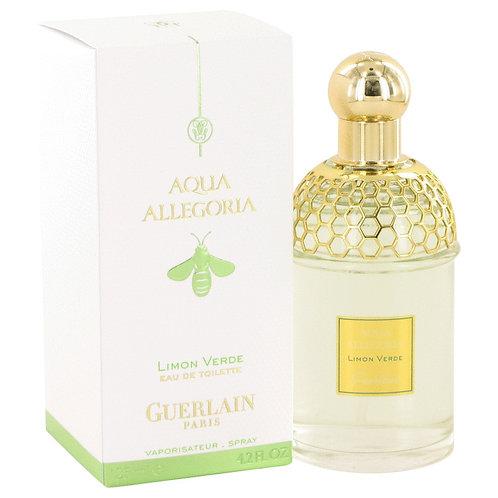 Aqua Allegoria Limon Verde by Guerlain 4.2 oz Eau De Toilette Spray