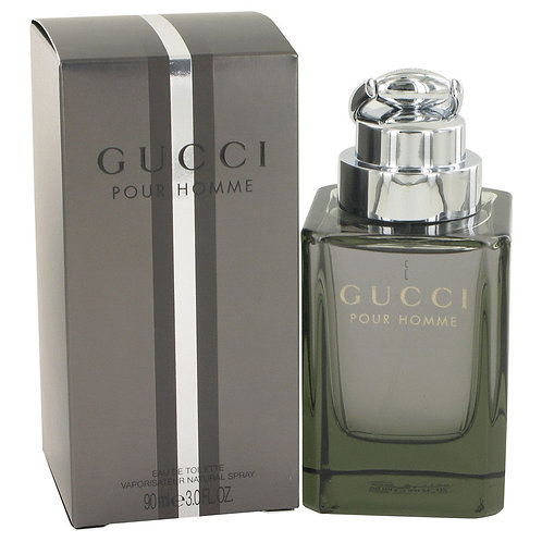 Gucci Cologne by Gucci 3 oz Eau De Toilette Spray