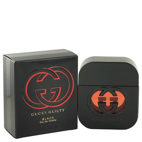 Gucci Guilty Black by Gucci 1.7 oz Eau De Toilette Spray