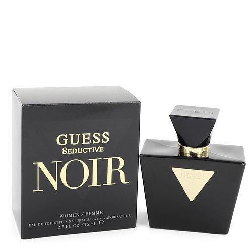 Guess Seductive Noir by Guess 2.5 oz Eau De Toilette Spray