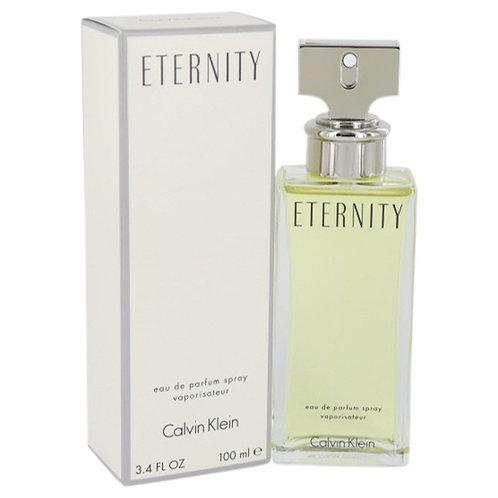 Eternity by Calvin Klein 3.4 oz Eau De Parfum Spray for women