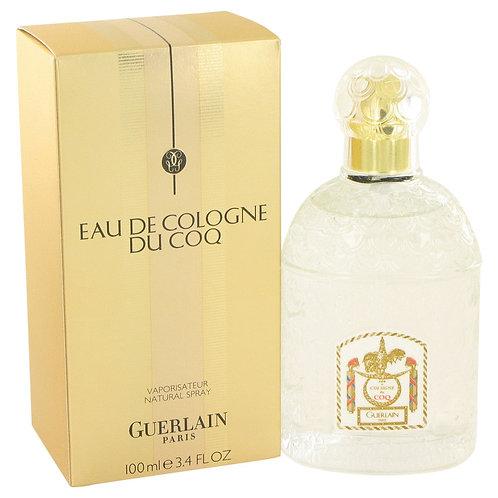 Du Coq by Guerlain 3.4 oz Eau De Cologne Spray