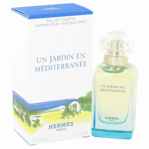 Un Jardin En Mediterranee by Hermes 1.7 oz Eau De Toilette Spray