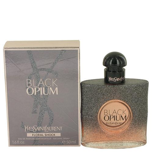 Black Opium Floral Shock by Yves Saint Laurent 1.7 oz Eau De Parfum Spray