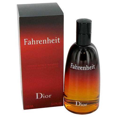 Fahrenheit by Christian Dior 3.3 oz After Shave