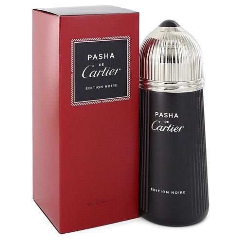 Pasha De Cartier Noire by Cartier 5 oz Eau De Toilette Spray