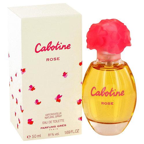 Cabotine Rose by Parfums Gres 1.7 oz Eau De Toilette Spray