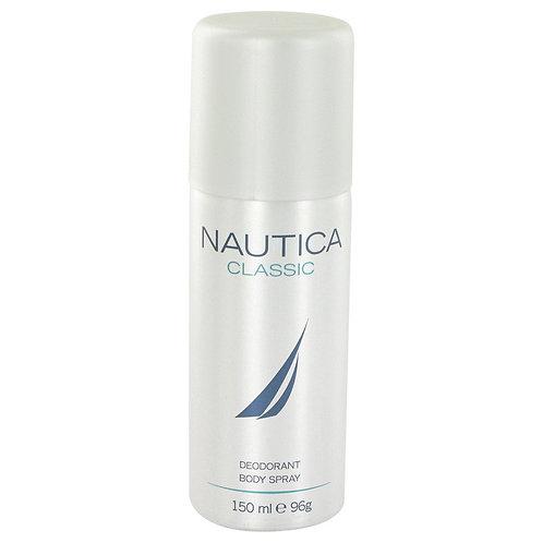 Nautica Classic by Nautica 5 oz Deodarant Body Spray
