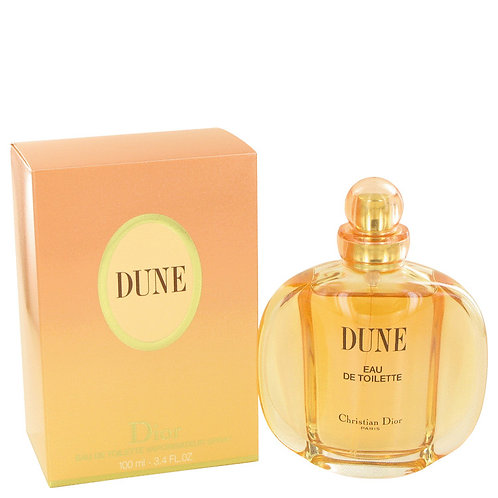 Dune by Christian Dior 3.4 oz Eau De Toilette Spray