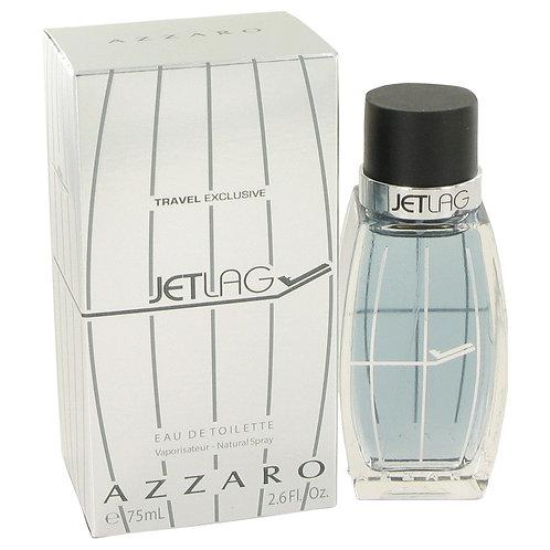 Azzaro Jetlag by Azzaro 2.6 oz Eau De Toilette Spray