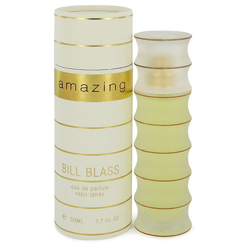 Amazing by Bill Blass 1.7 oz Eau De Parfum Spray