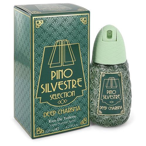 Selection Deep Charisma by Pino Silvestre 4.2 oz Eau De Toilette Spray
