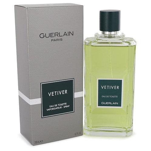 Vetiver Guerlain by Guerlain 6.8 oz Eau De Toilette Spray