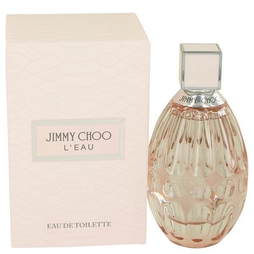 Jimmy Choo L'eau by Jimmy Choo 3 oz Eau De Toilette Spray