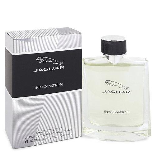 Jaguar Innovation by Jaguar 3.4 oz Eau De Toilette Spray