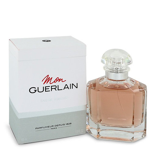 Mon Guerlain by Guerlain 3.3 oz Eau De Toilette Spray